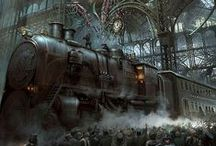 Steampunk / by christopher fox