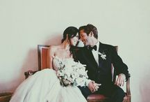 wedding ideas / tying the knot / by Shea