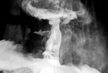 Dust Shots / Take a great Dancer, add Flour and mix with Passion...