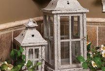 Lovely Lanterns / Krásné lucerničky