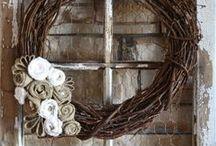 Wreaths / Věnce