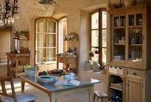 Kitchen nook / Kuchyňská zákoutí