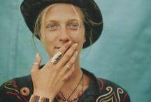 hippie ones