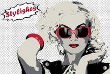 """Modern Pop Art / Kleine Kunstwerke für den Boden sind die  Teppiche im """"Modern Pop Art""""-Look. Als Inspirationsquelle für ihr  Design dienen die Werke von Künstler-Ikonen der 50er- und  60er-Jahre wie Warhol und Lichtenstein. So findet man auf ihnen  schicke Comic-Motive, bunte Collagen, graphische Muster und  viele weitere originelle Motive, mit denen sich kreative und  überraschende Akzente setzen lassen."""