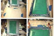 screenprinting DIY