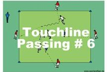 """ADVANCED SOCCER DRILLS / All of the training units and soccer drills can easily be adapted to the ability of each individual team. The units have all been pre-sorted into three levels of difficulty: """"Easy"""", """"Medium"""" and """"Advanced""""."""