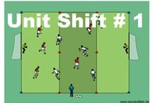 SOCCER SMALL SIDED GAMES / Although seen by many as a modern approach, small sided soccer games are basic exercises to develop and coach key skills and tactics to your players. We also demonstrate some of our best small sided games and explain how they work.