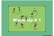 SOCCER FITNESS / Few team sports are as physically demanding as soccer. Make sure you're in top shape for the big match with these conditioning drills for soccer players.