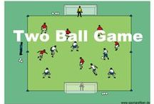 SOCCER FUN GAMES / For fun soccer drills, check out our age specific drills for players of all ages. Below find a list and descriptions of fun games you can play with your team.