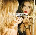 Blogger Power / Blogger babes that make the fashion world go round.