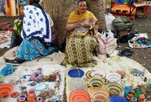 African Crafts / This board has pictures of the many beautiful and interesting crafts made in Africa.