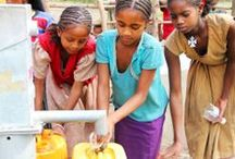 W2T Trips / Each year, Water to Thrive takes trips to Ethiopia, Uganda, and Tanzania to visit rural villages that need clean water. We also visit villages that we have already given clean water to see how such a simple thing- safe water- has changed and saved lives.