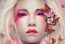 Butterfly, Flutterfly / by Crystal Takemoto