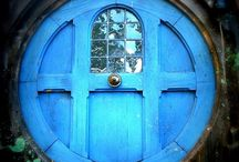 Portals to the Unknown / Doors and Gates / by Crystal Takemoto