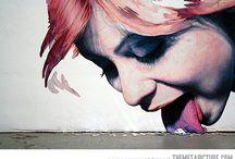 Street Art / by Crystal Takemoto