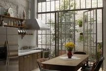 KITCHENS & DINNING ROOMS