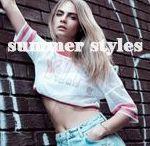 Summer Oufit Inspirations