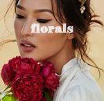 Floral Things / Fashion and botanics