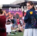 Festival Fun / Big festival fun and undeniable fashion