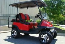 Custom Golf Carts / King of Carts - Used and New Golf Carts Contact us today at http://www.kingofcarts.net  Golf Carts for Sale in Columbia, Greenville, Piedmont and Beaufort South Carolina