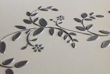 plaster stencils