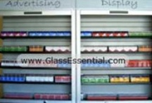 Storage Products / Perfect storage solution that fulfils the utility of your purpose and meet spacious product storage with protection needs for convenience, retail or variety stores.