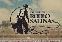 Rodeo Posters & Other Rodeo Related Illustrations / by Barbara LeTourneau