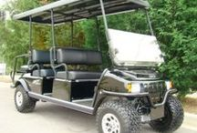 Hunting Utility Vehicles / Club Car EZGO and Yamaha Hunting UTV