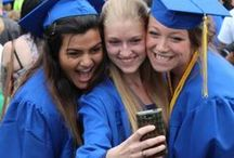 Graduation / Congratulations Blazers! You made it!