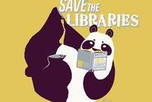 Libraries Worldwide / by J BP