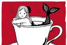 Mermaids ><((((°> Potpourri