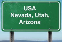 USA - Nevada, Utah, Arizona / by J BP