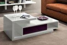 Coffee Tables / Modern Italian coffee tables   Glass, modular, side tables for living room   #Furniture #myitalianliving #italian #modern #contemporary #coffee #table #scab #la #primavera #domingo #salotti #stones #tomasucci #santa #rossa