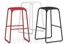Bar Stools / Contemporary, fashionable stools.