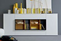 Sideboards / Contemporary sideboards | living room furniture | Italian wall units |
