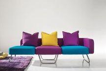 Sofas / Modern sofas   100% Italian design   Modular, convertible design  