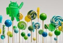 Android / Google's Android assorted pins are here, if u are an iOS fan or geek u needn't show any interest here. Get away from droids otherwise they will come after u... / by Jevin
