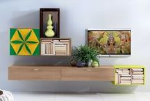 TV Units / TV Units from Italian manufacturers | Available in different combinations |