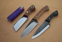 noże - małe