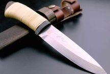 noże - średnie