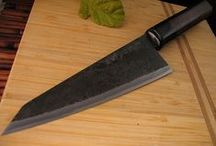 noże - kuchnia