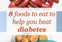 Sugar-free / low-carbo / diabetes / Mat, tips og info