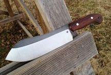 noże - duże