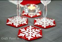 Hekla Jul / Crochet Christmas