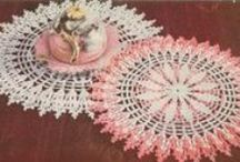Hekla Duker / Crochet Doilies