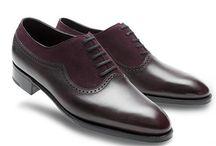 Inspirational men's shoes / Boty od jiných ševců (other shoemakers)