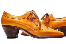 Inspiring womens shoes / Boty od jiných ševců (other shoemakers)