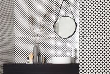 Bathroom // / #minimalist #black #white #nordic #scandinavian #scandi #bathroom #bathing #bath #simple #natural
