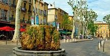 Provence - Aix-en-Provence / Ville de charme au patrimoine culturel incontournable, Aix-en-Provence est la porte d'entrée pour découvrir le Pays Aixois, avec un avant-goût provençal