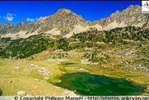 Pyrénées - Aygues-Cluses / La vallée d'Aygues-Cluses est une belle randonnée des Pyrénées qui mène au col de Barèges, promontoire offrant une perspective sur la réserve naturelle du Néouvielle. Galerie complète : http://photos.ankryan.net/album/49-france-aygues-cluses